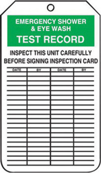 A81MGT207CTP Area Protection Safety Labels & Tags Accuform Signs MGT207CTP