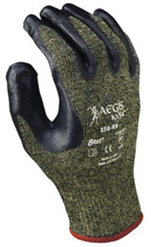 B13250-07 Gloves Coated Work Gloves SHOWA Best Glove 250-07