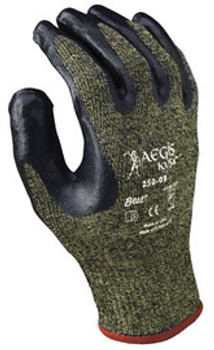 B13250-10 Gloves Coated Work Gloves SHOWA Best Glove 250-10