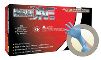 MCRNO-123-M Gloves Disposable Gloves & Finger Cots BarrierSafe Solutions International NO-123-M