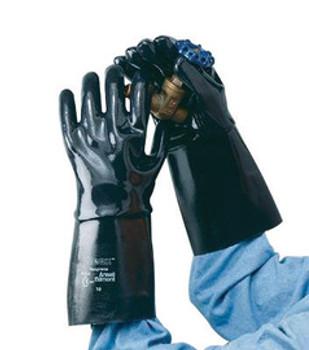ANE9-928-10 Gloves Chemical Resistant Gloves Ansell Edmont 9-928-10