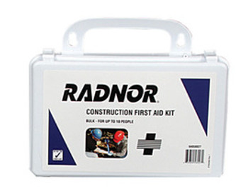 RAD64058027 First Aid First Aid Kits Radnor 64058027