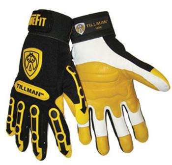 TIL1494XL Gloves Anti-Vibration & Mechanics Gloves John Tillman & Co 1494XL