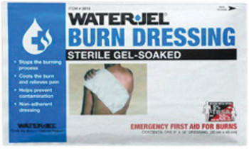 W490818-20 First Aid Wound Care Water-Jel Technologies 0818-20