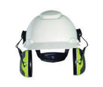 3MRX4P3E Hearing Protection Earmuffs & Bands 3M X4P3E