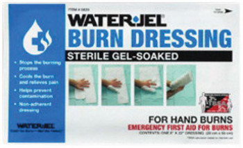 W490820-20 First Aid Wound Care Water-Jel Technologies 0820-20