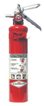 A61B417T Fire Equipment Fire Extinguishers Amerex Corporation B417T