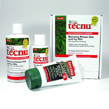 Tec Labs® 1/2 Oz Foil Packet Tecnu® Original Outdoor Skin Cleanser (50 Packets Per Box)