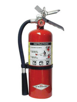 A61B500 Fire Equipment Fire Extinguishers Amerex Corporation B500