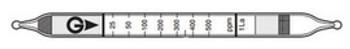 STD1LA Monitors & Calibration Equipment Sampling Tubes & Pumps Gastec 1LA