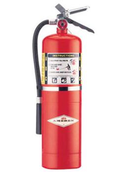 A61B456 Fire Equipment Fire Extinguishers Amerex Corporation B456