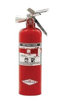 A61B386T Fire Equipment Fire Extinguishers Amerex Corporation B386T
