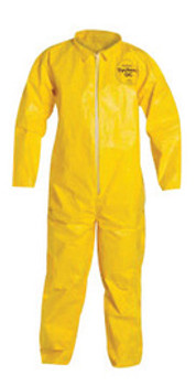 DuPont Personal Protection QC120SYLLG00 Chemical Clothing