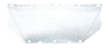 MSA (Mine Safety Appliances Co) 10115837 Headgear & Faceshields