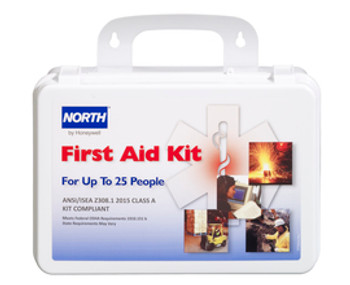 North Safety Products FAK25PL-CLSA First Aid Kits