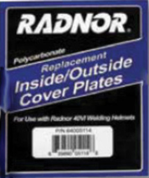 Radnor 64005114 Welding Lens - Passive