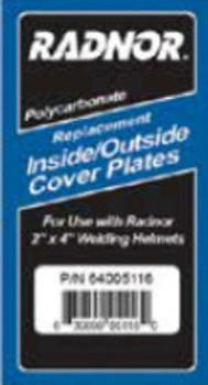 Radnor 64005116 Welding Lens - Passive