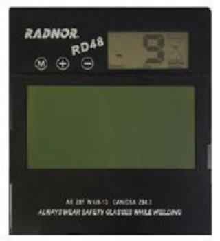 Radnor 64005181 Welding Lens - Auto-Darkening