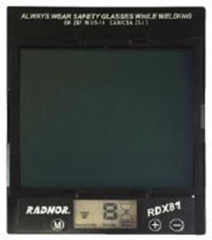 Radnor 64005183 Welding Lens - Auto-Darkening