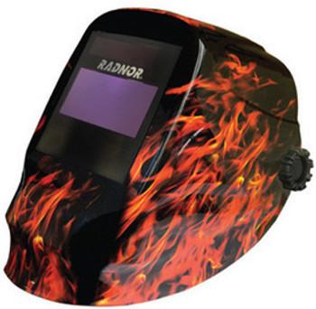 Radnor 64005206 Welding Helmet - Auto Darkening