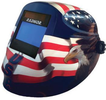 Radnor 64005216 Welding Helmet - Auto Darkening