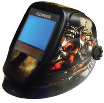 Radnor 64005227 Welding Helmet - Auto Darkening