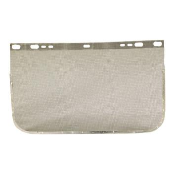"Radnor® 9"" X 15 1/2"" 40-Steel Mesh Steel Screen Faceshield"