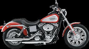 Harley Davidson Dyna Low Rider Saddlebags