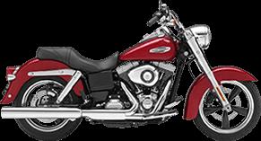 Harley Dyna Switchback Saddlebags