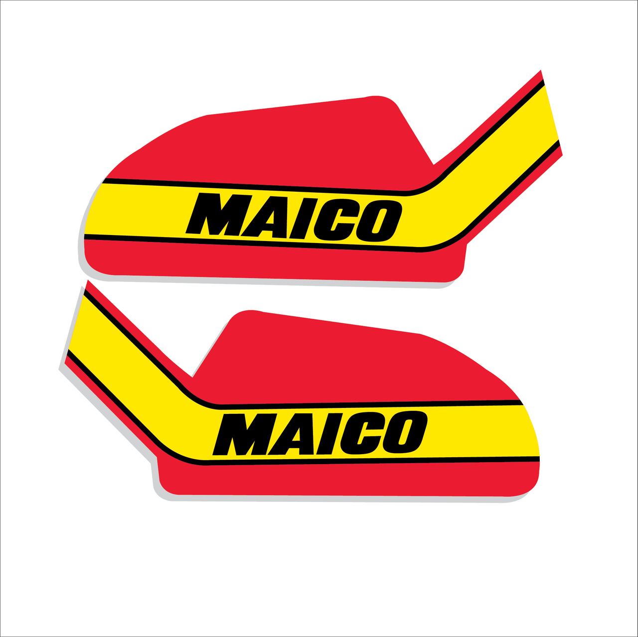 79 MAICO Tank Decals