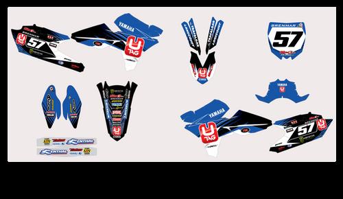 2014-17 YZF 250-450 UTAG Yamaha full kit