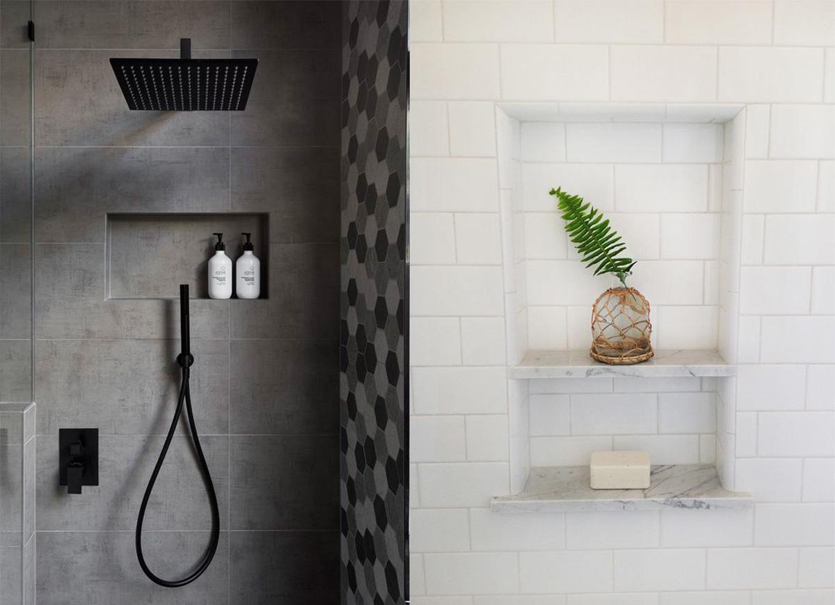 Wetroom Store Shower Niches
