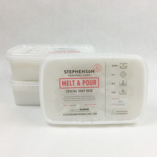 2 lb. Stephenson Foaming Bath Butter