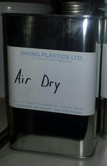 Air Dry Wax