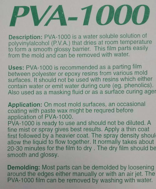 PVA 1000