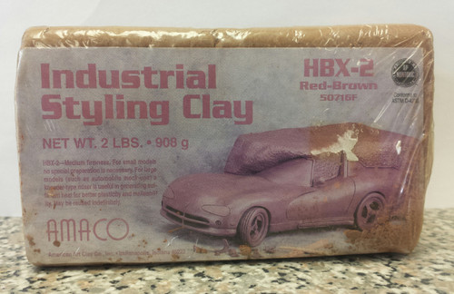 Industrial Styling Clay (2 lb)