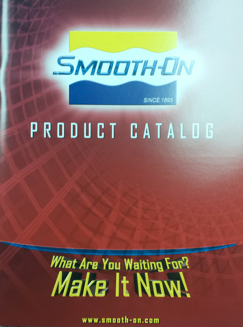 Smooth on product catalogue