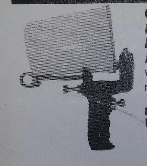 Gelcoat Gun