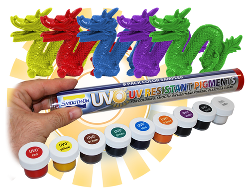 UVO UV-Resistant Colorants