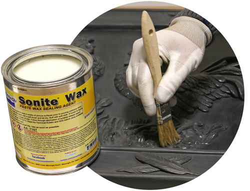 Sonite Wax - Paste Wax Sealer