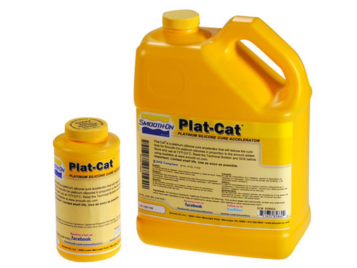 Plat-Cat® Platinum Silicone Accelerator