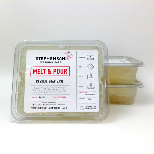 STEPHENSON 2 LB. OLIVE OIL SOAP