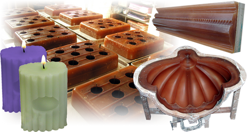 PMC-744 Urethane Rubber  For Strong, Durable Molds