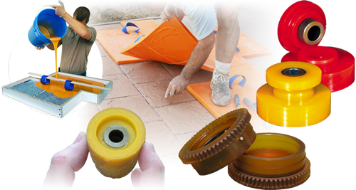 PMC -780 Industrial Urethane Rubber Compound