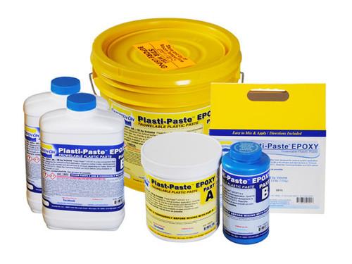 Plasti Paste Epoxy - 3lb