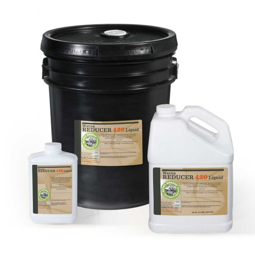 Water Reducer 420 - 1Gal