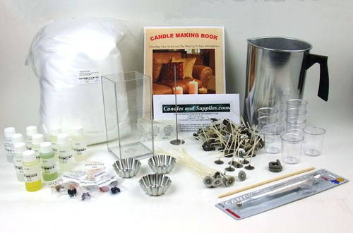 Complete candle making kit
