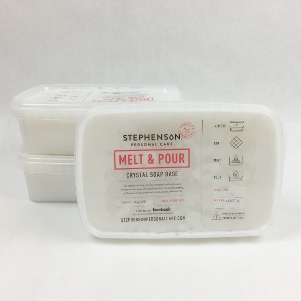2 lb. Stephenson Foaming Bath Butter