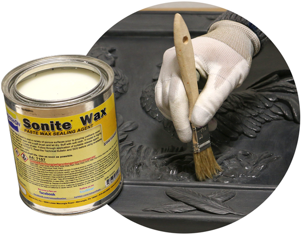 Sonite Wax - Paste Wax Sealer