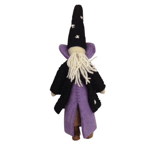 Wizard doll.